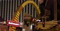 Ultra HD 4K MCDonald's Restaurant Welcome Neon Sign Nightlife Las Vegas Strip 4k or 4k+ Resolution