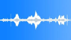 Train sisällä - stereo Äänitehoste