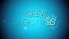 Christmas Alphabet osastoille Kuvapankki erikoistehosteet