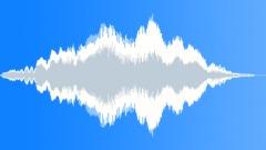 Thin cartoon ghosts - sound effect