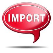 Import Stock Illustration