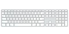 Computer keyboard Stock Illustration