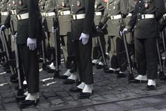 army - stock photo