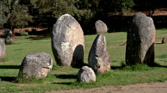 Cromlech #2 Stock Footage