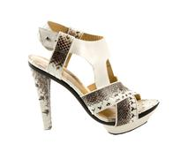 Python sandal stiletto Stock Photos