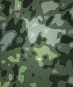green camouflage backdrop - stock illustration