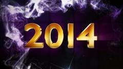 2014 in Falling Cubes, Loop Stock Footage