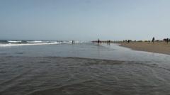 Gran Canaria beach Stock Footage