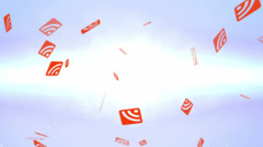 RSS 5 Stock Footage