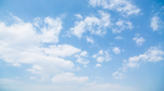 4k resolution Prores422 HQ,Cloudscape time lapse Stock Footage