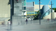Stock Video Footage of Te Papa timelapse Wellington New Zealand