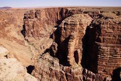 Pikku grand canyon Kuvituskuvat