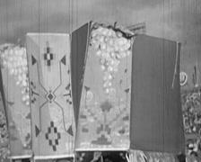 1920 - 1935 - Russian Propaganda Event 11 - stock footage