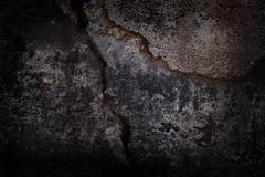 dark concrete texture - stock photo