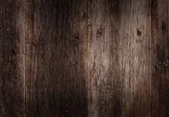 Stock Photo of texture of dark wood