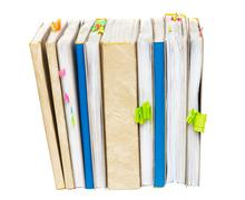 Account books Stock Photos