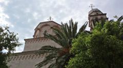 Monastery, Montenegro, seq Stock Footage