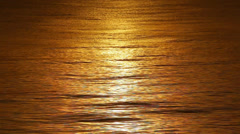 Gold water H264 Stock Footage