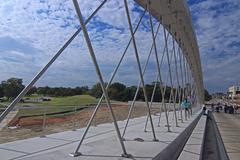 Seventh Street Bridge Fort Worth Kuvituskuvat