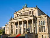 Stock Photo of The Konzerthaus at Gendarmenmarkt