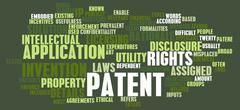 Patent Stock Illustration