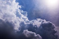 taivas - stock photo