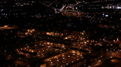 Pittsburgh Aerial Consol Energy Center Stock Footage