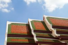phra pathom chedi, the tallest stupa in the world - stock photo