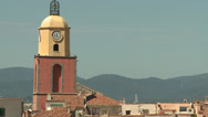 Stock Video Footage of Saint Tropez Tower #02