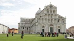 Pisa Tower _01 Stock Footage