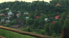 Russian backwoods_4 Stock Footage