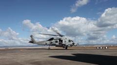 Typhoon Haiyan Evacuation - stock footage