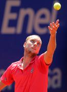 Belgian tennis player Steve Darcis Stock Photos