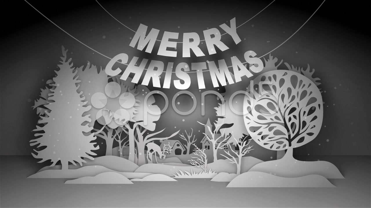 After Effects Project - Pond5 Merry Christmas And Happy New Year 32709743