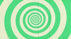 Hypno Circle HD 3 Stock Footage