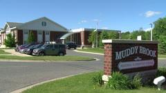 Muddy Brook School (1 of 2) Stock Footage