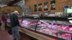 Grocery shopping (5 of 7) - stock footage