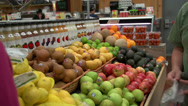 Stock Video Footage of Supermarket groceries (2 of 6)