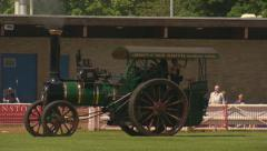 Traction Engines UK Stock Footage