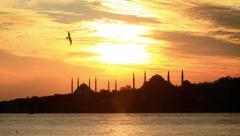 Istanbul. 4K - Time Lapse Stock Footage