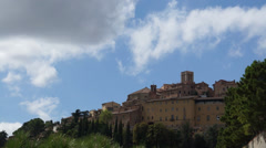 Views of a Montepulciano (17 of 19) - stock footage