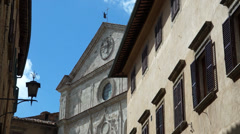 Views of a Montepulciano (10 of 19) - stock footage