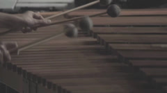 Xylophone Stock Footage