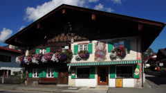 Garmisch-partenkirchen Stock Footage
