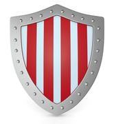 shield - stock illustration