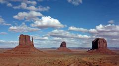 Monument Valley, Utah Stock Footage
