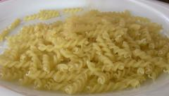 Macaroni 2 Stock Footage