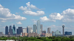 Dallas, Texas USA - stock footage