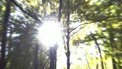 Eternal light Stock Footage