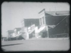 Downtown 1930s Stock Footage